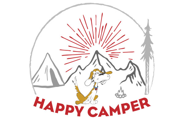 Camping with pets